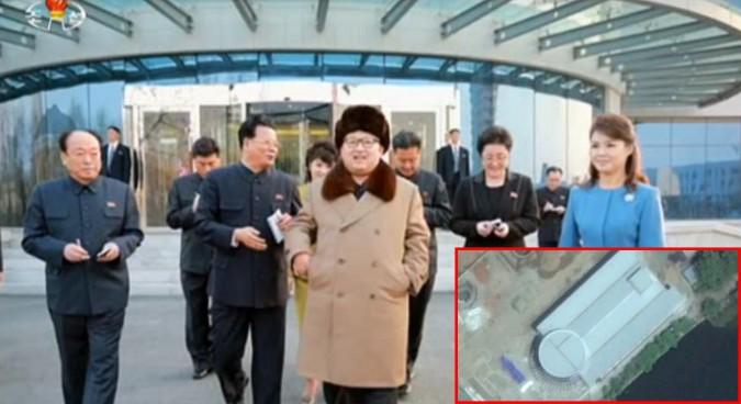 N. Korea opens new department store, health complex