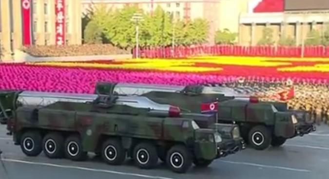 N. Korea conducts failed BM-25 missile launch