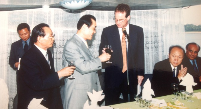 Critical diplomacy: How the UK's first ambassador to N.Korea operated