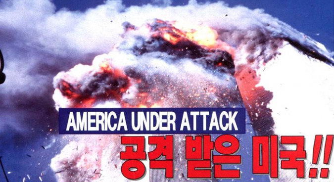 North Korea says its attacks will be worse than September 11