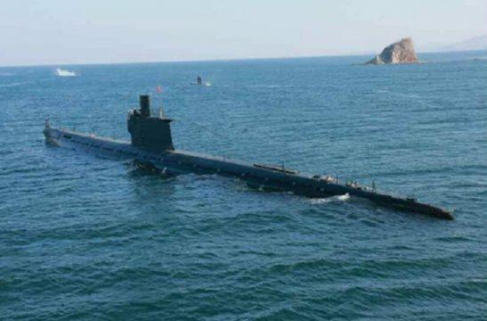 подводные лодки кндр 2017