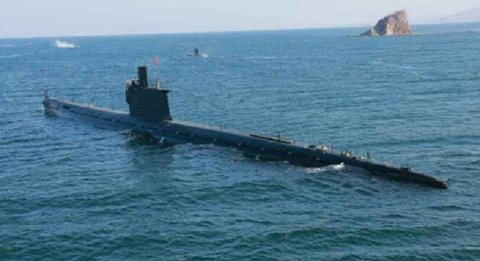 N.Korean submarine attempts to test-fire ballistic missile: MBN