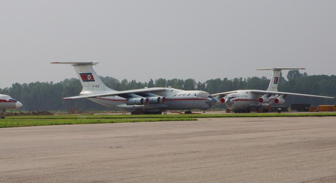 North Korea to Host Inaugural International Air Show
