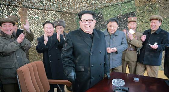 North Korea reiterates call for military talks
