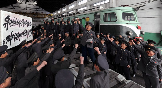 N.Korea to engage in 200-day 'battle' to boost economy