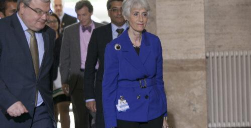 Wendy Sherman hints at Hillary Clinton's Korea policy