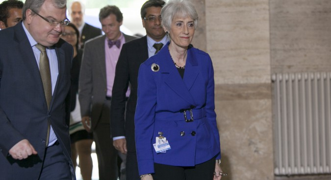 Wendy Sherman hints at Hillary Clinton's Korea policy