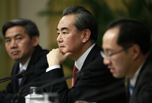 Chinese foreign minister Wang Yi | Chinese Foreign Ministry website
