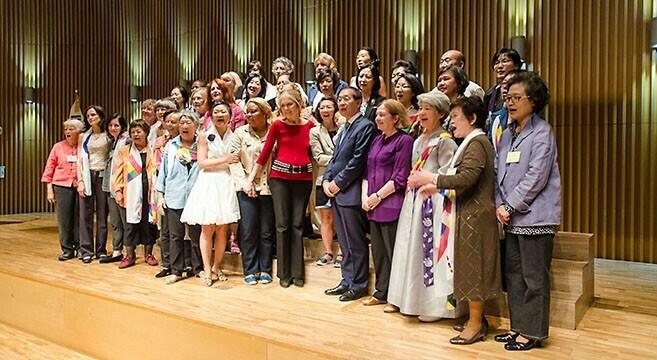 Women peace activists won't cross inter-Korean border this year