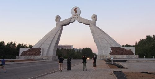 North Korea reopens Pyongyang locations to foreigners, easing COVID restrictions