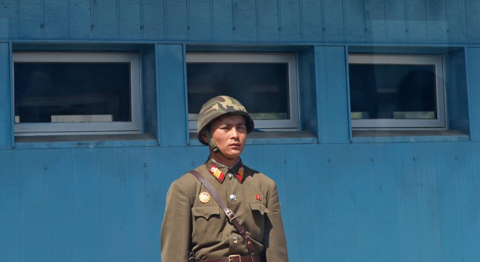 A Russian crosses the line: A different kind of North Korean defection