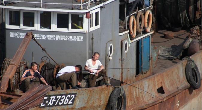 North Korea sending crews to South America: HRNK