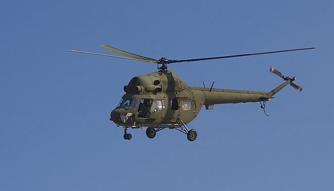 N.Korea shows helicopter-launched anti-tank missile