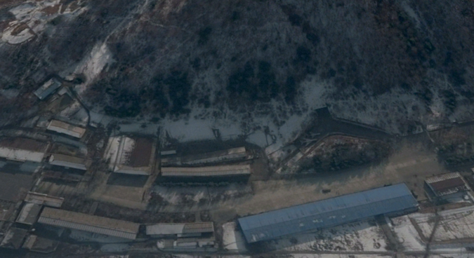 Possible North Korean nuclear facility identified: ISIS