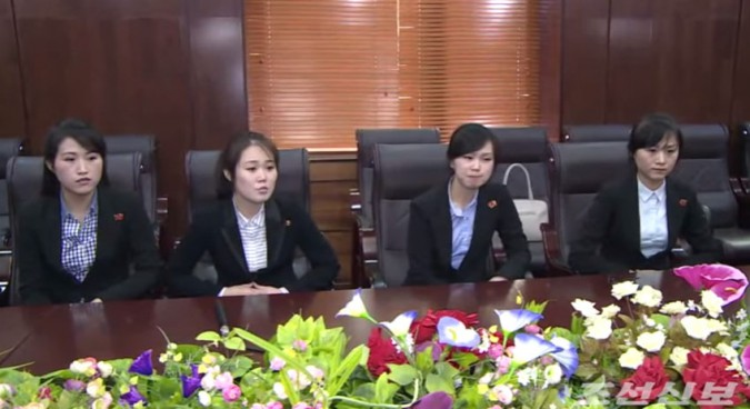 Friends, family of N.Korean restaurant workers call for repatriation