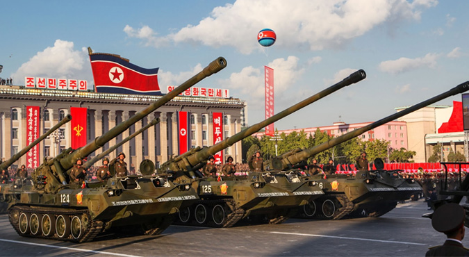Few exit ramps available to alleviate N.Korea tensions: Dr. Victor Cha