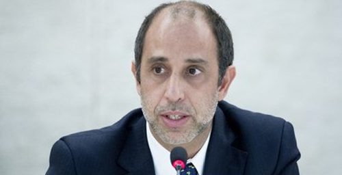 UN names next special rapporteur on human rights in N. Korea