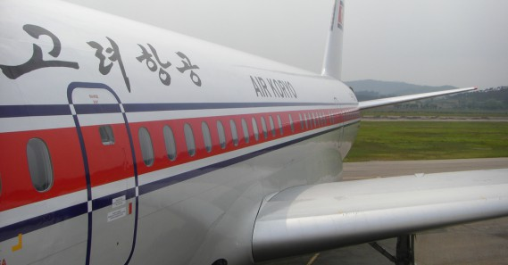 Air Koryo Kuwait flight conducts irregular transit stop in China