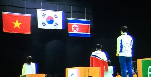 North Korea wins two bronze medals on Wednesday