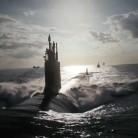 U.S. nuclear-submarine operating near N.Korea: S.Korean media