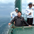 N.Korea building 3,000-ton class submarine, researcher says