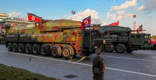 How North Korea makes its missiles