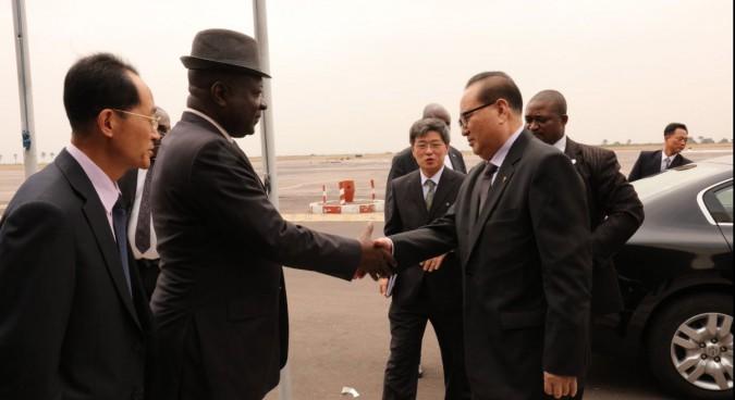North Korea wraps up Africa tour, exaggerates purpose