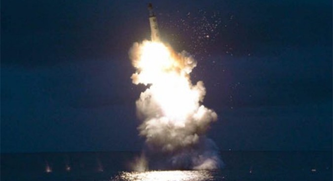 North Korean SLBM launch was a success, says Kim Jong Un