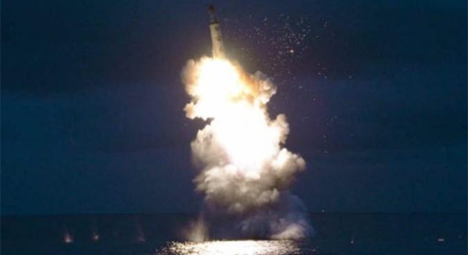 North Korean SLBM launch was a success, says Kim Jong Un