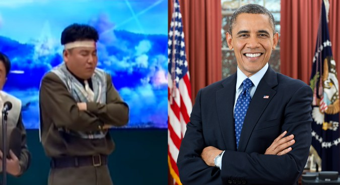 N.Korean TV airs SNL-style comedy mocking President Obama