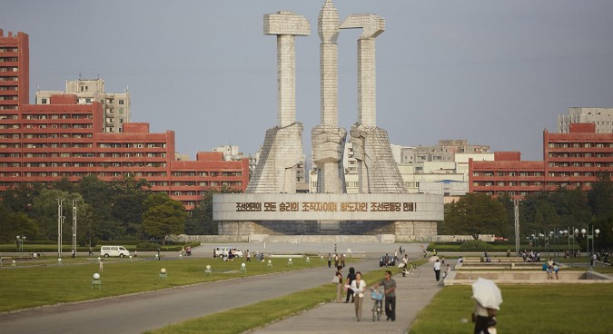 Photo Pyongyang # 1: Former residents explain what tourists see
