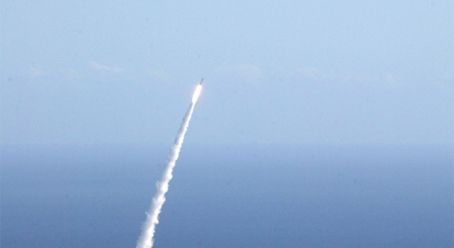 North Korean missile test fails: U.S., MND