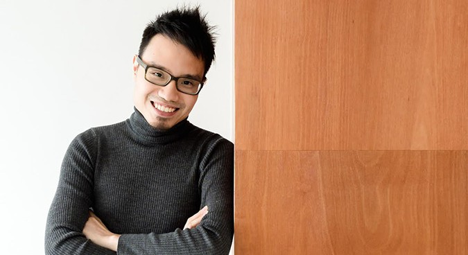 Architect Calvin Chua | Picture: Calvin Chua