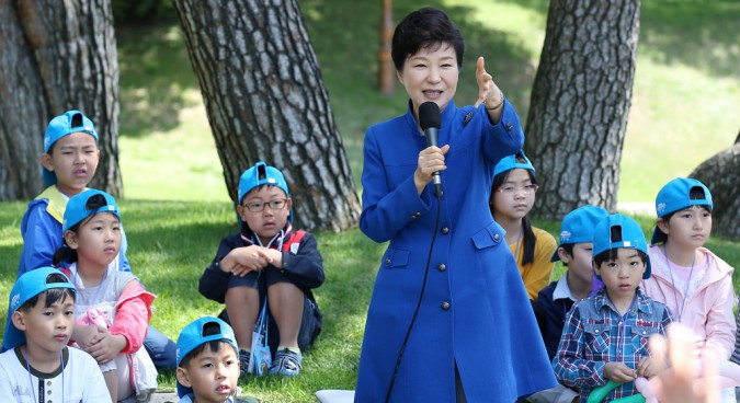 Did Park Geun-hye's Rasputin run her North Korea policy?