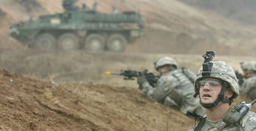 Rival Reputations: North Korean attacks on the U.S. military