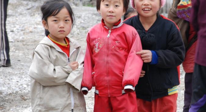 aid north korea photo