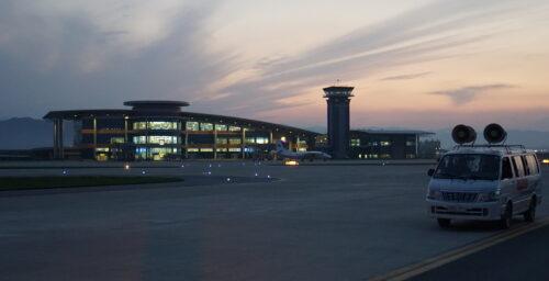 Air Koryo to begin weekly Pyongyang-Wonsan flights in June: state media