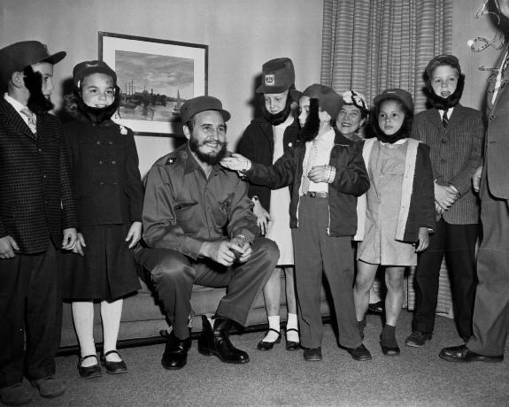 Revolutionary Solidarity: Castro's cozy relationship with North Korea