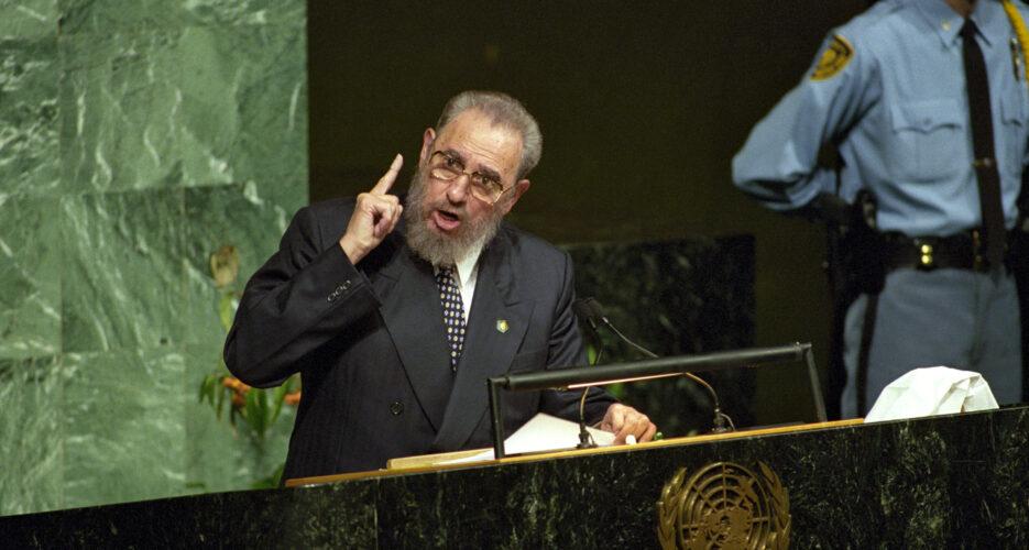 Pyongyang sends delegation to Havana as N. Korea mourns Castro