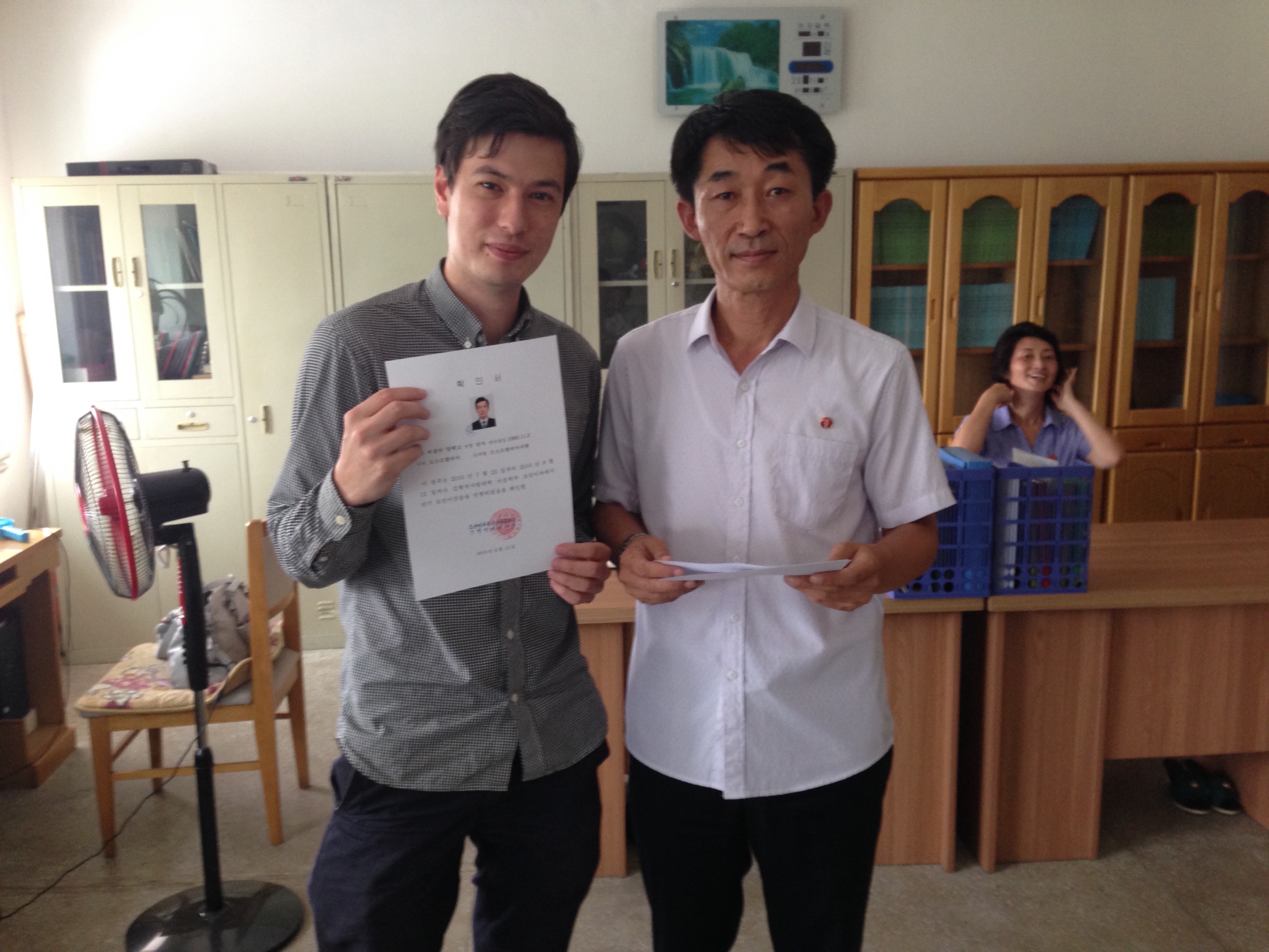 tongil tours learning languages in north korea nk news north