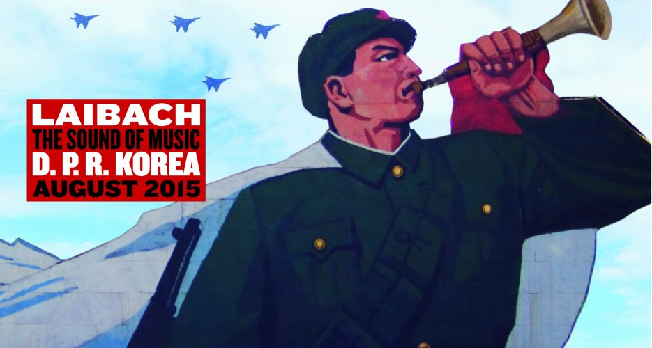 """Entertain, enlighten or subvert?: """"Liberation Day"""" and Laibach"""