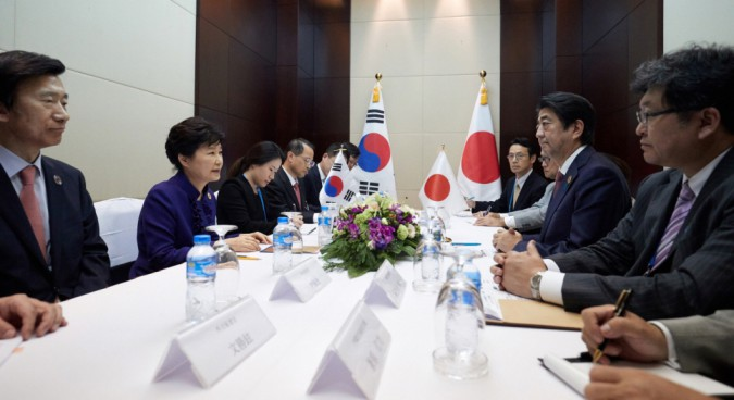 S.Korea, Japan sign provisional intelligence-sharing agreement