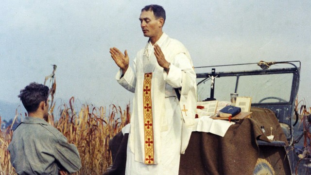 From POW to Saint? Father Kapaun's long, silent night in North Korea