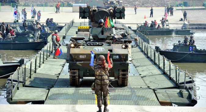 ROK defense budget rises, reaching KRW40 trillion for first time