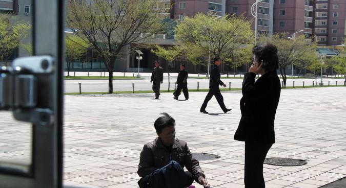 pyongyang mobile photo