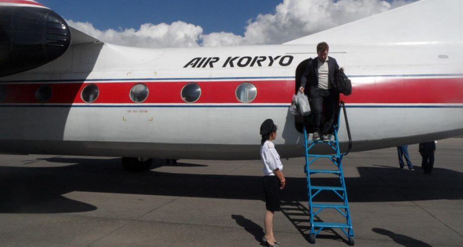 Air Koryo opens new office selling tickets for third country travel
