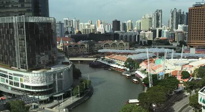 N. Korea moves Singapore Embassy to prestigious downtown location
