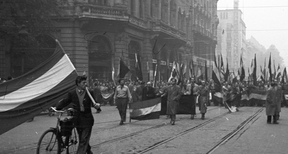 When North Korean students joined the 1956 Hungarian Revolution