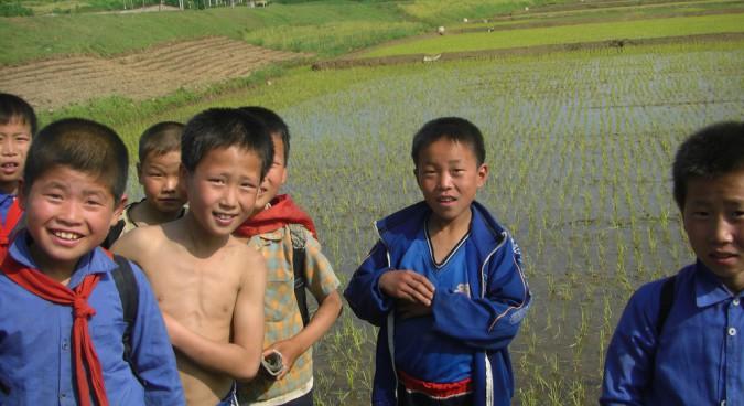 north korea soviet photo