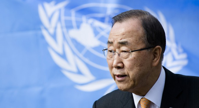 N.Korea attacks Ban Ki-moon as he returns for rumored presidential run